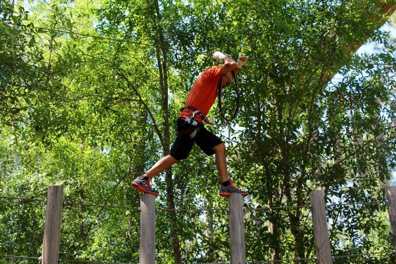 Orlando Tree Trek OneOrlando Fundraiser