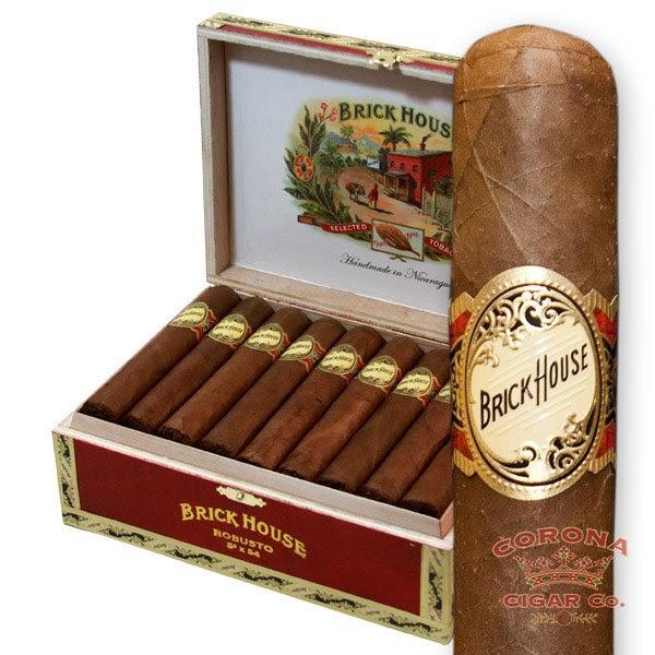 Image of Brick House Robusto Cigars