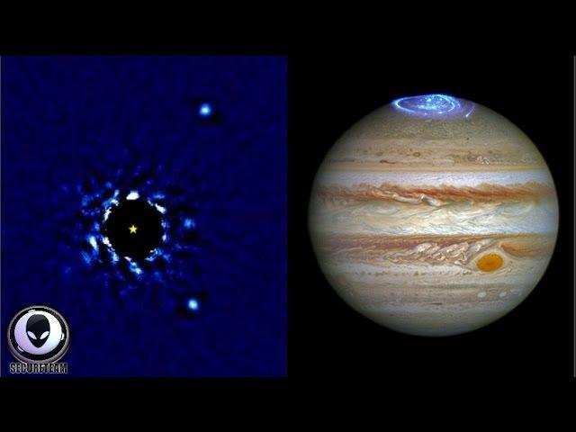GROUNDBREAKING Shot Of Alien Planets Orbiting Star! 1/27/17  Sddefault