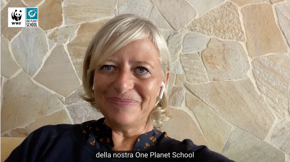 One Planet School, la nuova piattaforma di e-learning WWF