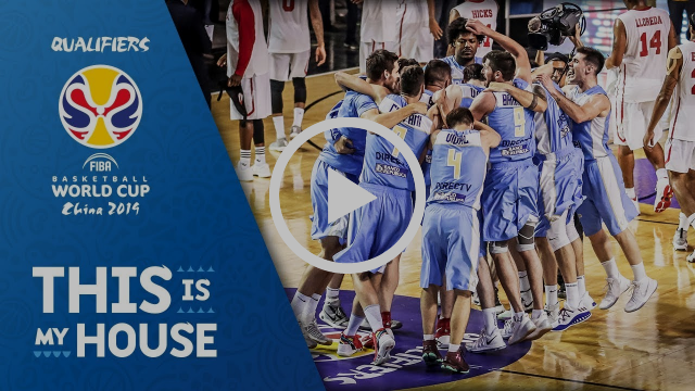 Uruguay vs. Panama - Highlights - FIBA Basketball World Cup 2019 - Americas Qualifiers