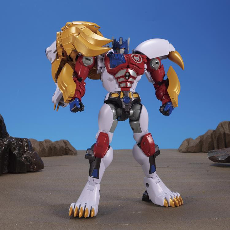 Image of Transformers Masterpiece Edition MP-48 Beast Wars II Lio Convoy - MARCH 2020