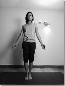 la posture debout