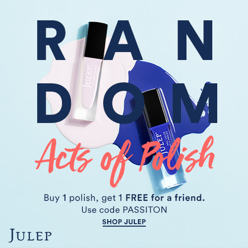 Julep: BOGO with Random Acts o...