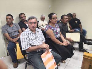 Defesnores de Derechos Humanos criminalizados por defender el Río Guapinol