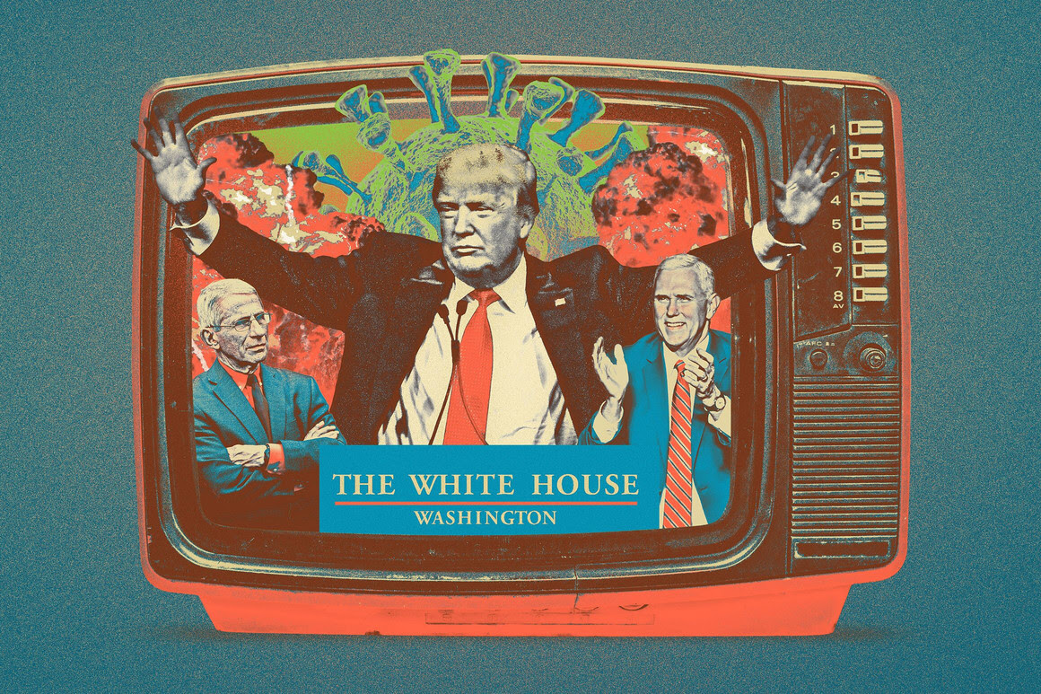 The New Trump Show: 'I've Gotten to Like This Room'