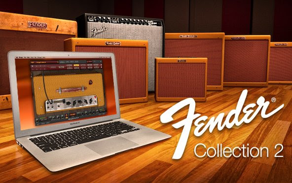 ender Collection 2 for AmpliTube