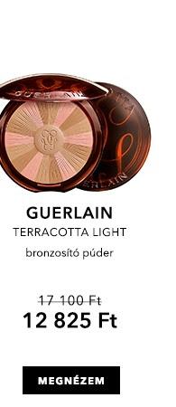 Májusi Douglas ajánlatok - Terracotta Light Bronzosító púder - Bronzosító púder