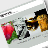 UNODC's new drug compendium now out.