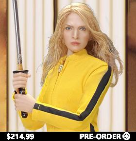 Kill Bill: Volume 1 The Bride 1/6 Scale Figure