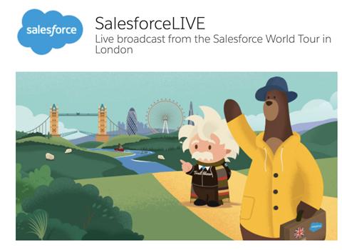 Salesforce Live