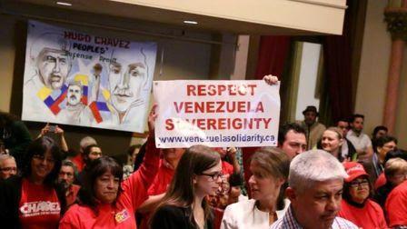 """Foro """"Democracia venezolana bajo ataque"""", en la Universidad de Toronto, Canadá"""