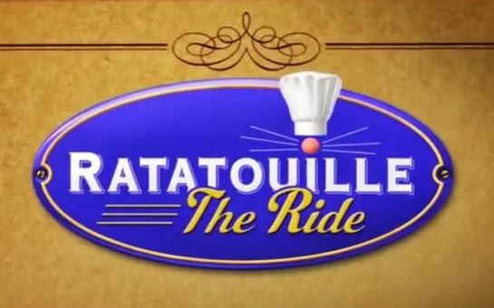 Ratatouille s'offre une première publicité à Disneyland Paris