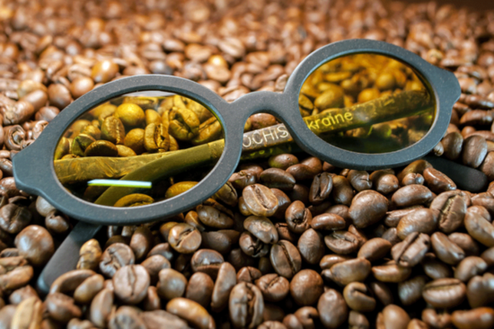 Ukrainians created organic sunglasses. The frame is made of C biopolymer.