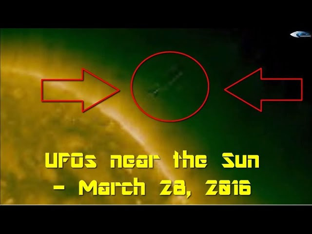 UFO News ~ UFO Scouts Plane and Afterwards Does Impossible Aerial Maneuvers plus MORE Sddefault