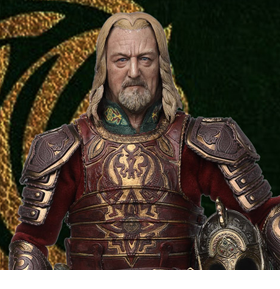 THE LORD OF THE RINGS THEODEN 1/6 SCALE FIGURE