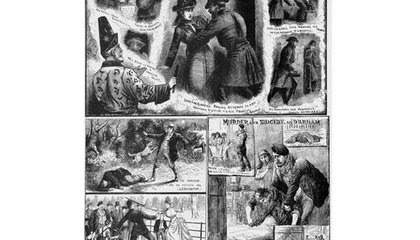 New Book Chronicles the Lives of Jack the Ripper's Victims image