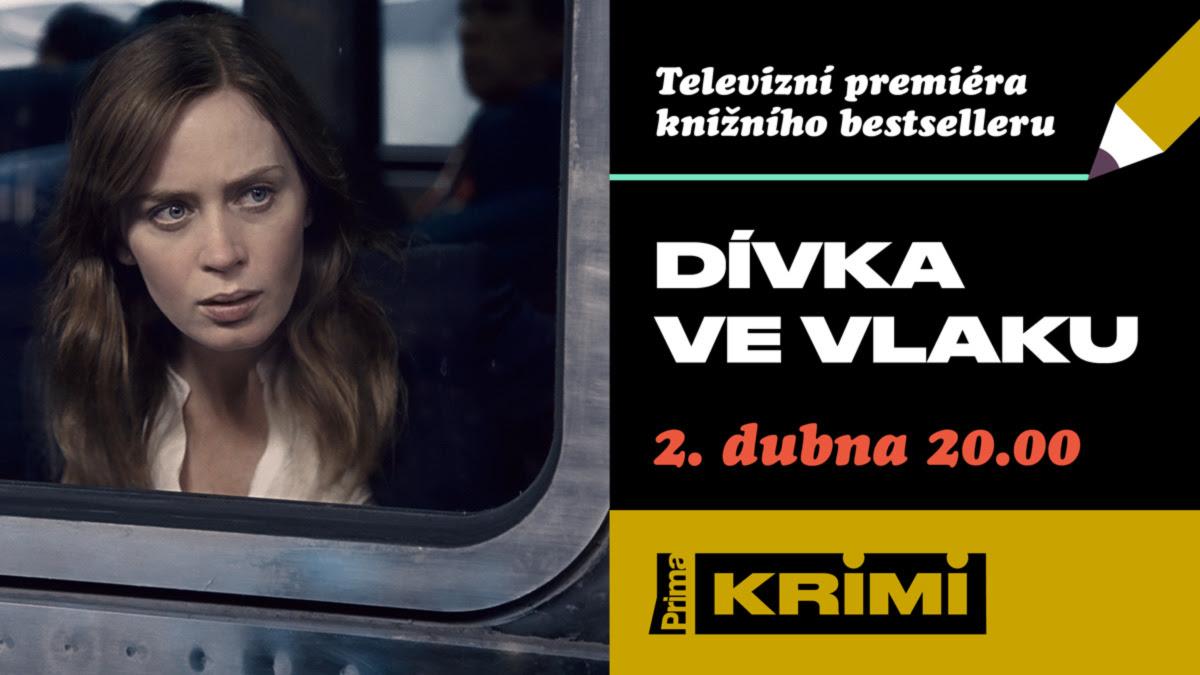 Nový kanál Prima KRIMI startuje již 2.dubna