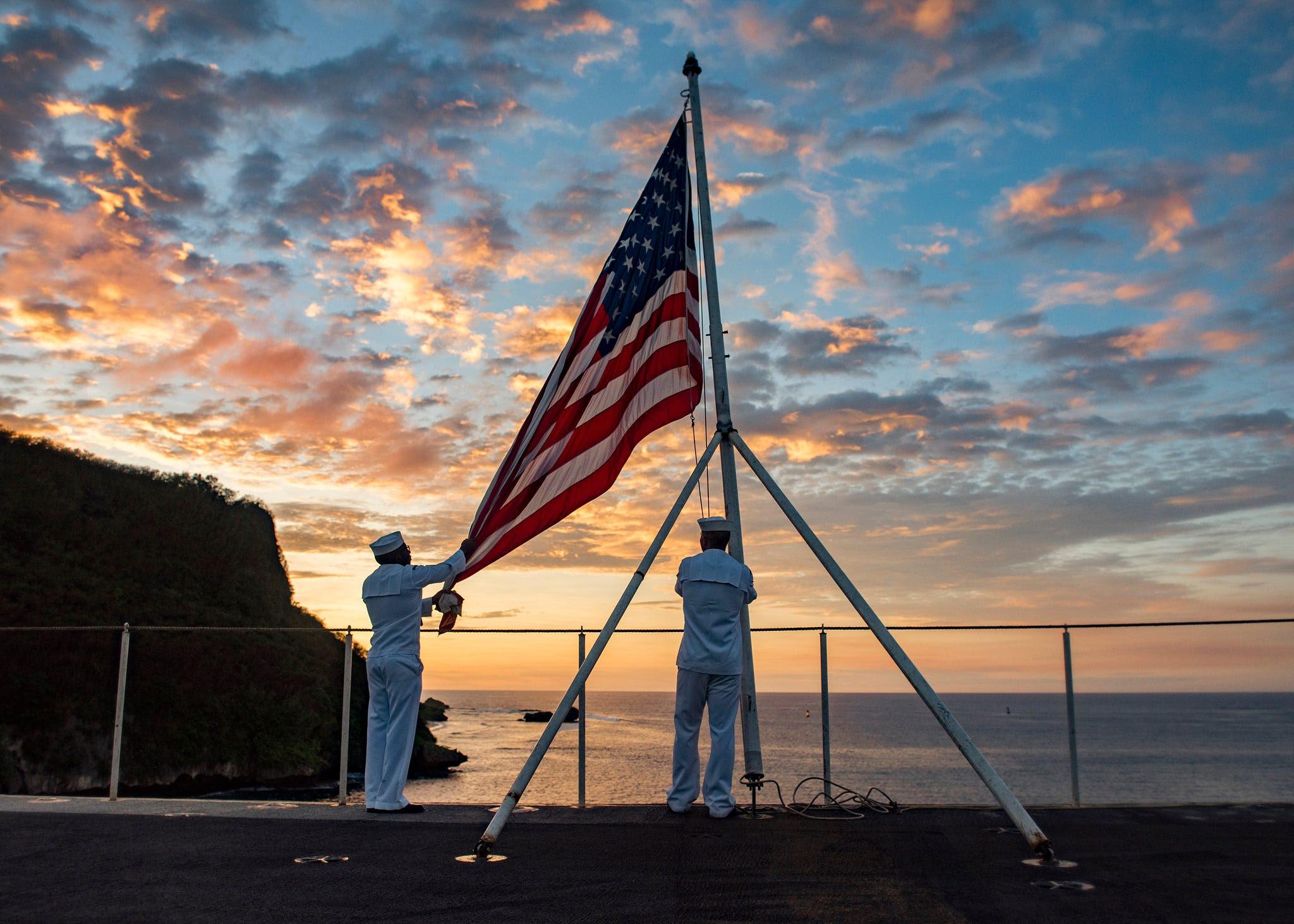 us navy guam