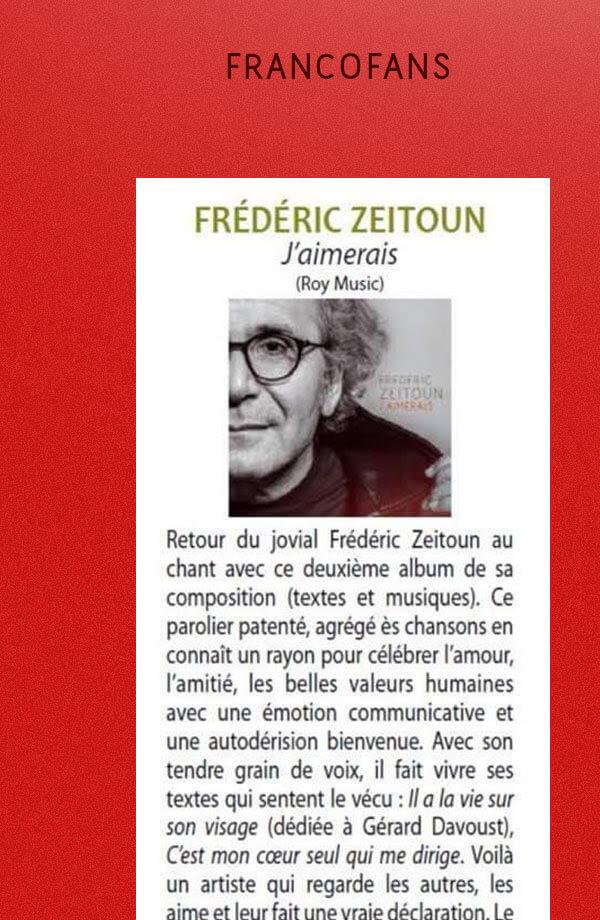 Article Francofans