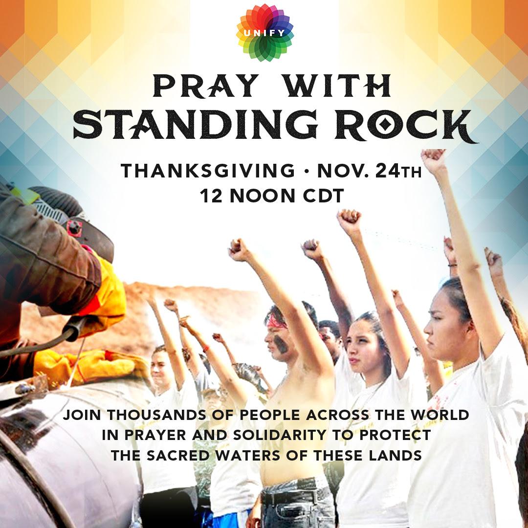 Thanksgiving at Standing Rock Standing%20Rock