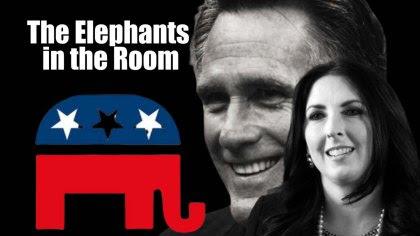 elephants romney