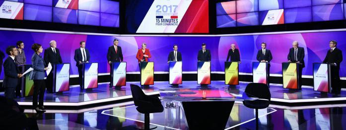 le terrorisme bouleverse la campagne, Macron, Le Pen et Fillon annulent leurs déplacements, des Français toujours indécis