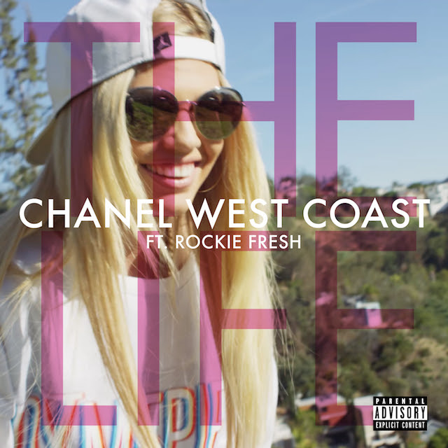 Chanel West Coast The Life Artwork 640