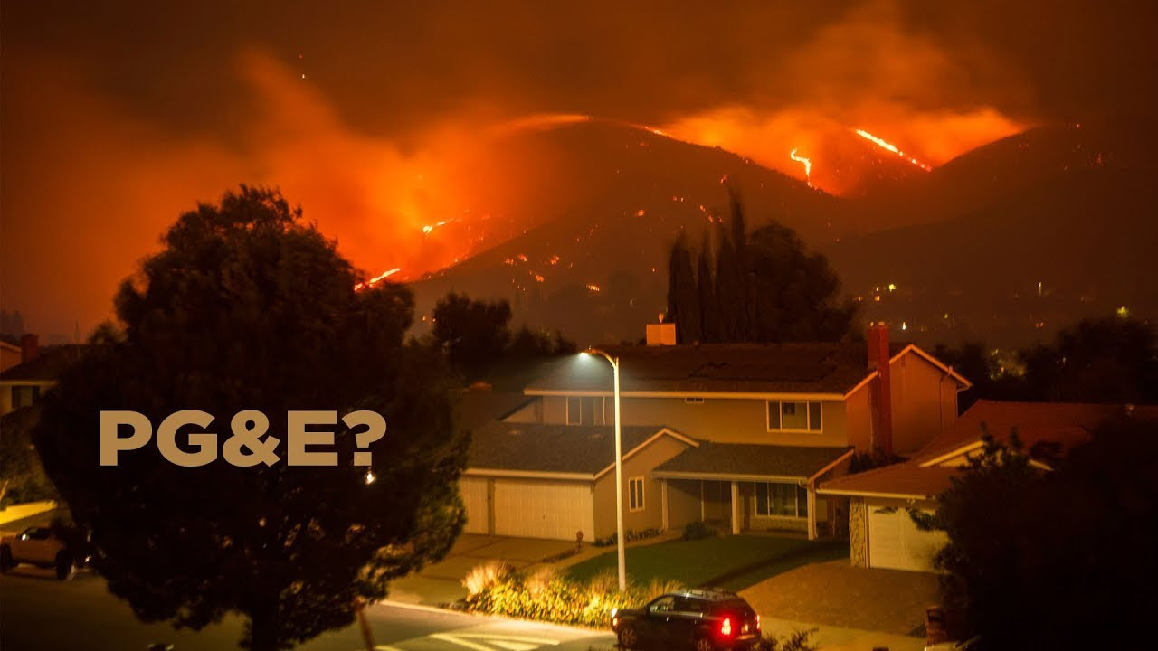 UPDATES - Is PG&E Causing the California Wildfires? plus MORE 10mYMsHWKS