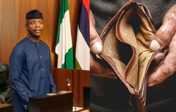 We will take 10m Nigerians out of poverty in the next 10 years - Osinbajo