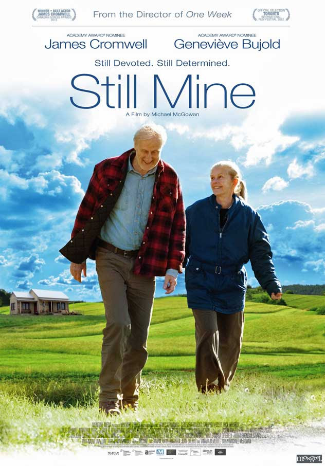 Still Mine movie poster