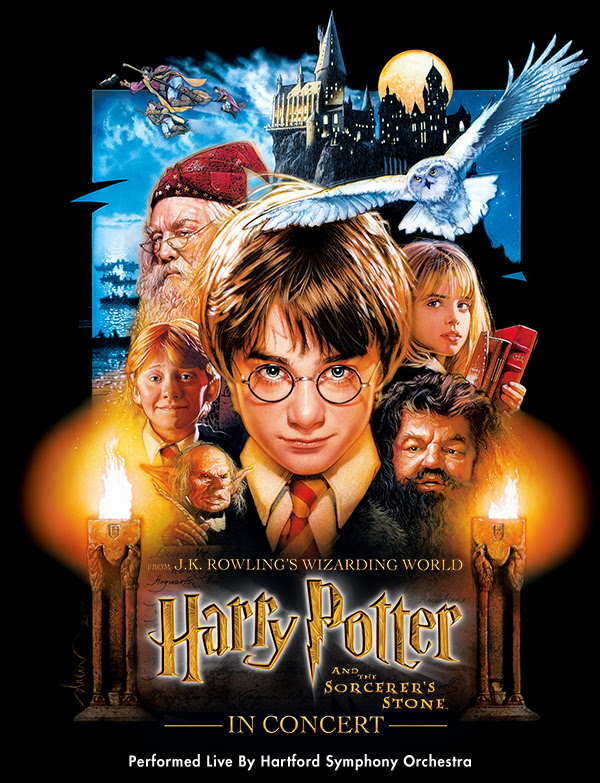 Harry Potter™ & The Sorcerer's Stone In Concert • Performed Live By Hartford Symphony Orchestra
