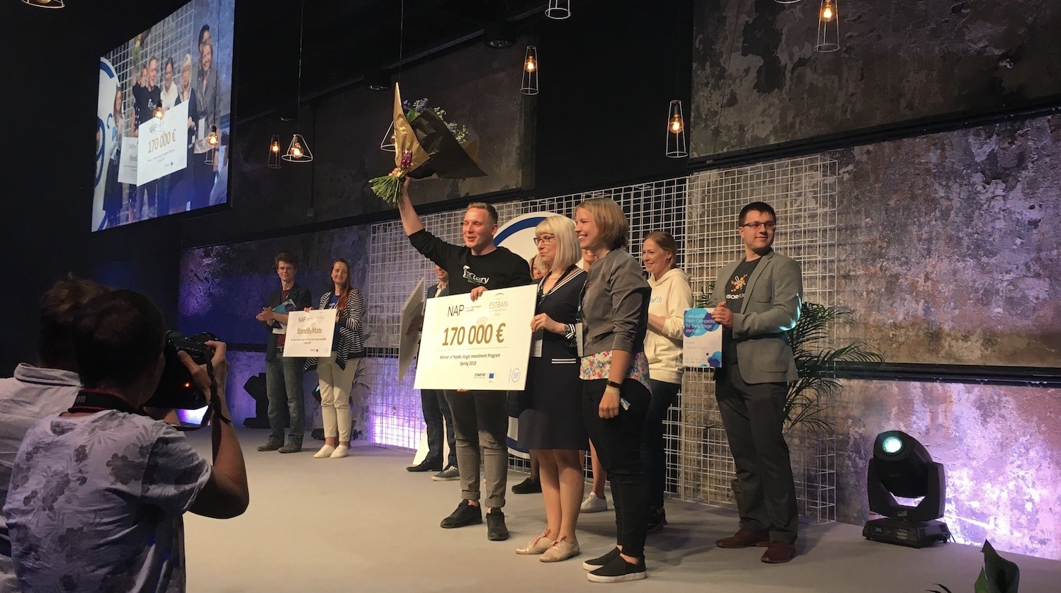 Fractory Wins Latitude59 2018 Pitch Competition