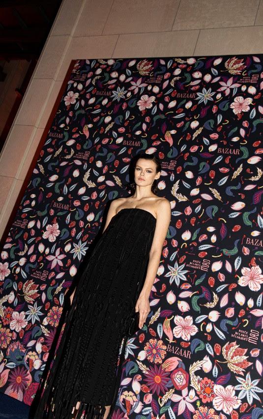01290f4f 9151 4886 a91a 8f320974d9c2 - International Fashion Gala : Salvatore Ferragamo celebra la histórica exposición de Harper's Bazaar