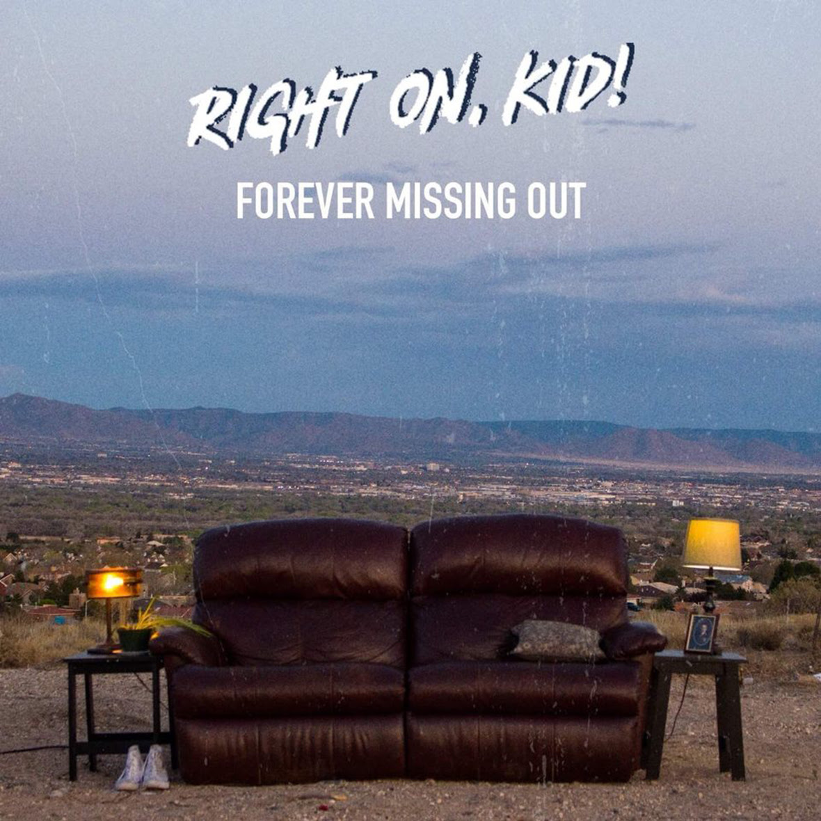 Right On Kid cover art - forever missing out