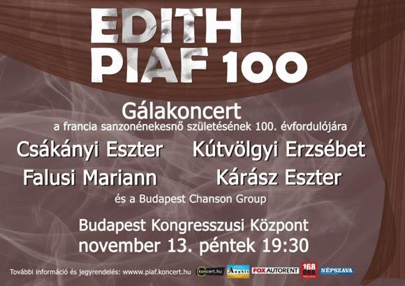 Edith Piaf 100