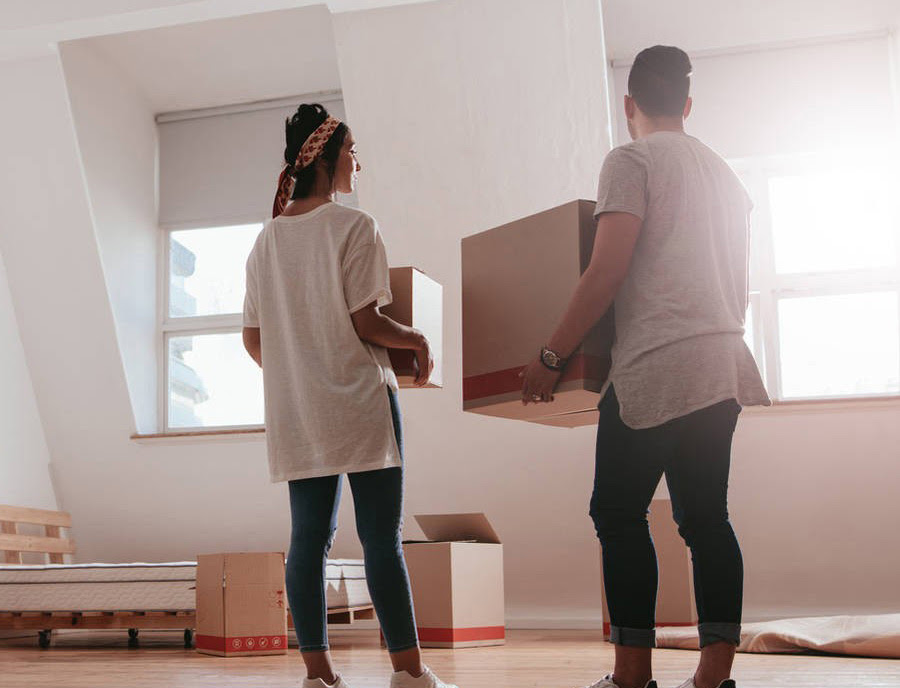 Vores råd til jer, der ønsker at flytte sammen