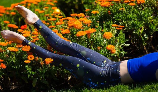 Firefly Yoga Leggings