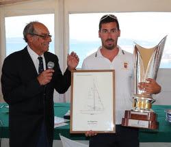 La Superba- Italian J/24 winner