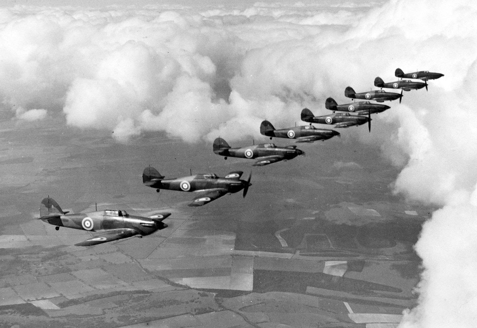 Mathematicians calculate alternative Battle of Britain scenarios