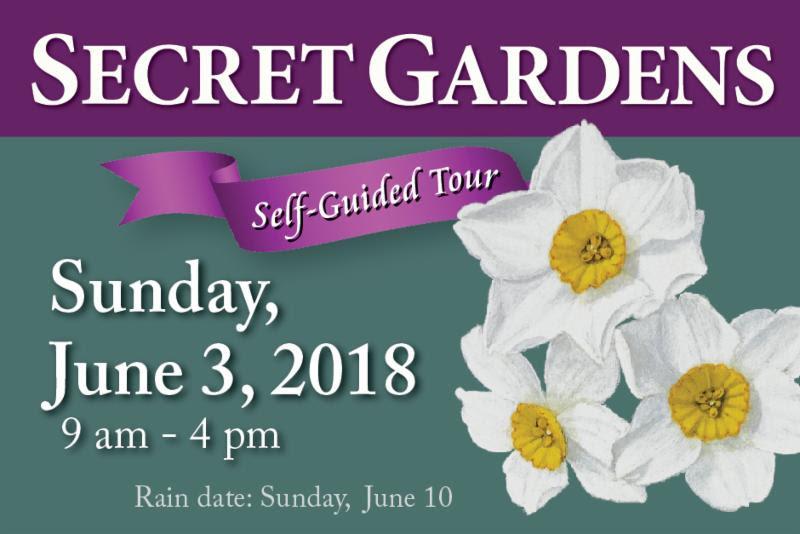 Secret Gardens Tour
