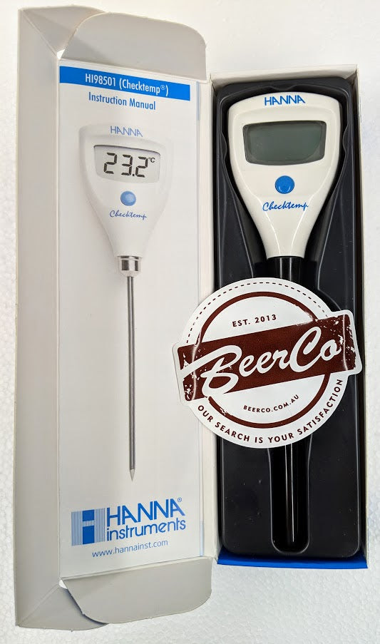 Checktemp® Digital Thermometer - Hanna Instruments - HI98501