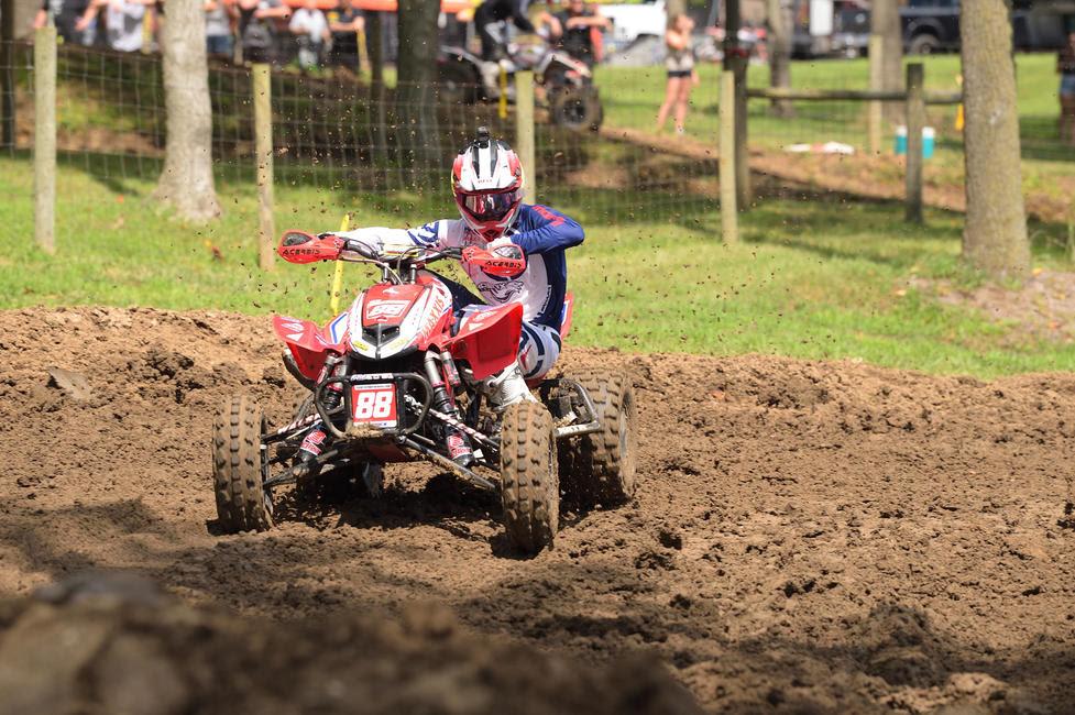 Phoenix Honda Racing's Joel Hetrick will set out to defend his 2019 AMA Pro ATV Motocross National Championship next season.