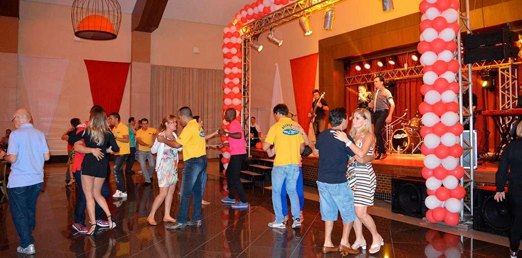 Semana de Shows no Hotel Mira Serra