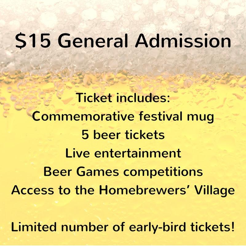$15 GA ticket