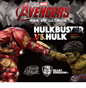 EGG ATTACK HULKBUSTER