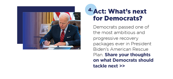 Act: What's next for Democrats?