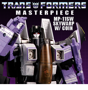 MP-11SW MASTERPIECE SKYWARP REISSUE