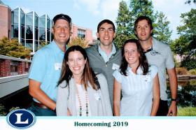 Alumni Homecoming Barbecue