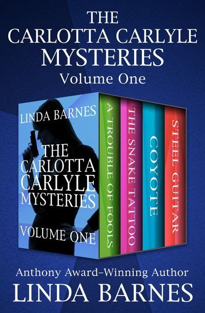 The Carlotta Carlyle Mysteries Volume One